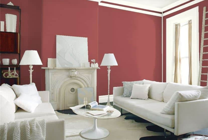 Bricktone Red by Benjamin Moore