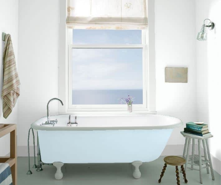 Chalk White by Benjamin Moore