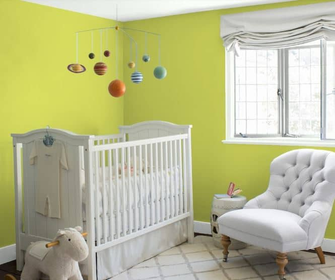 Chamomile by Benjamin Moore
