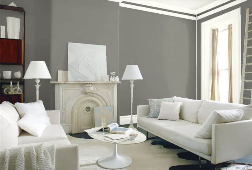 25 Of The Best Gray Paint Options For Finished Basements Home Stratosphere