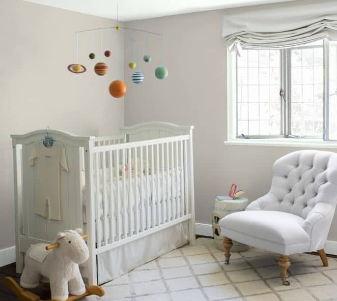 Collingwood Gray by Benjamin Moore