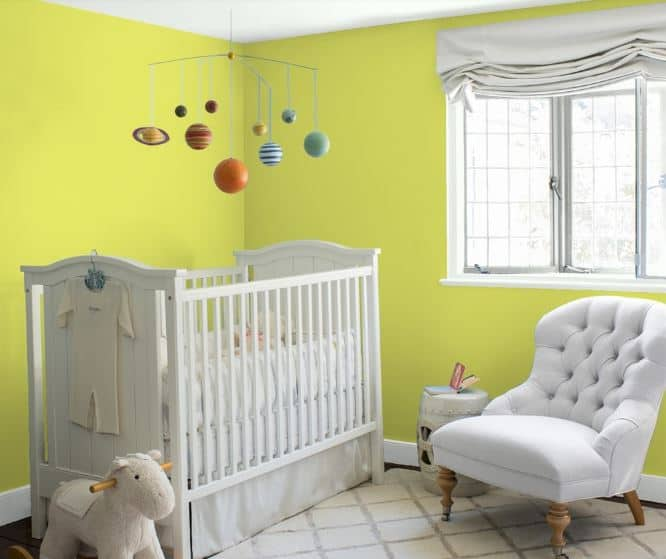 Limelight by Benjamin Moore