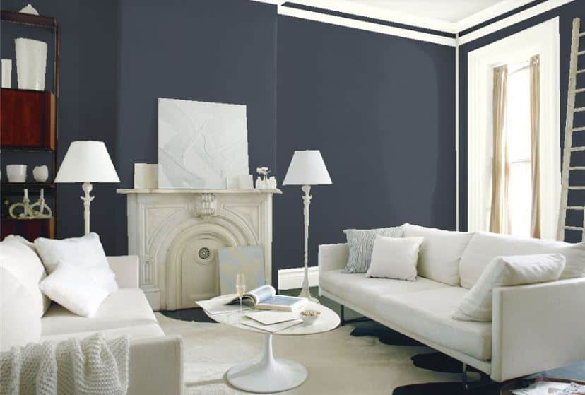 Mysterious by Benjamin Moore