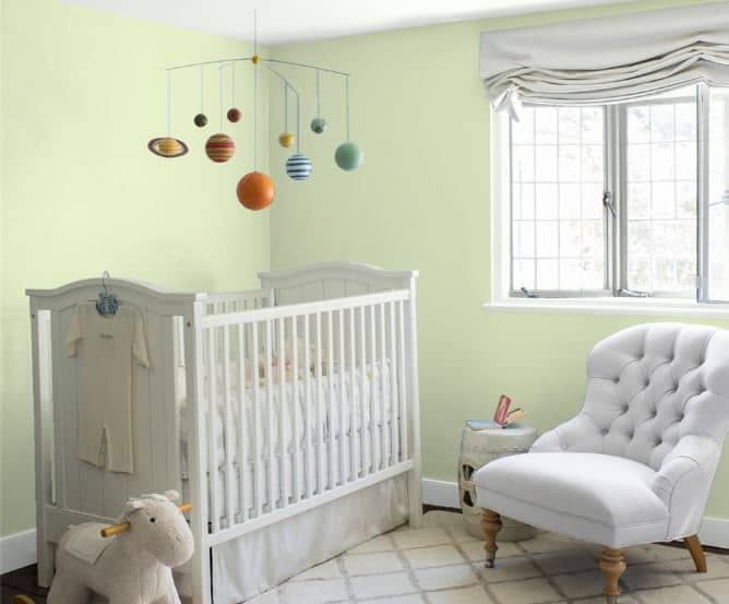 25 Of The Best Green Paint Color Options For Your Kids Bedrooms