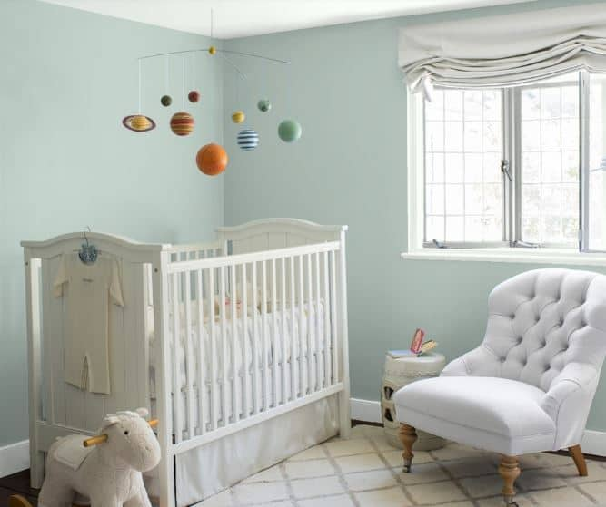 25 Of The Best Blue Paint Color Options For Kids Bedrooms