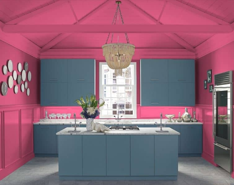 Royal Fuchsia by Benjamin Moore