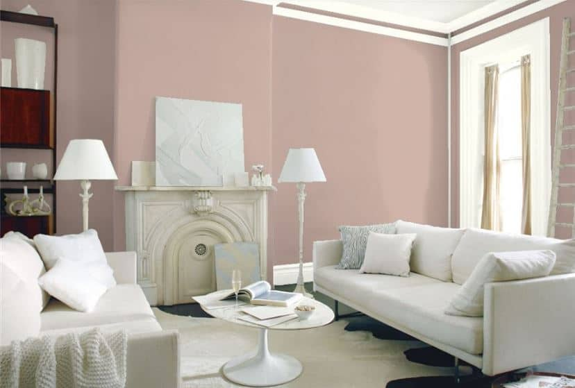 Sand Pebble by Benjamin Moore