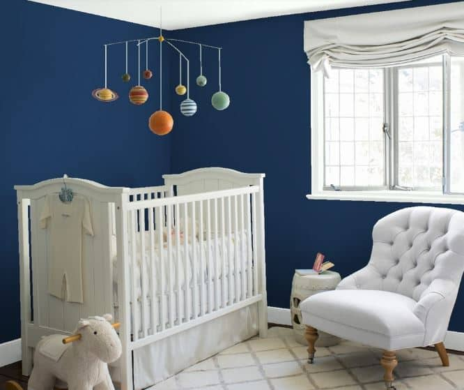 Symphony Blue by Benjamin Moore
