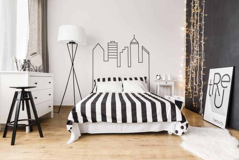 40 Black And White Primary Bedroom Decor Ideas Photos