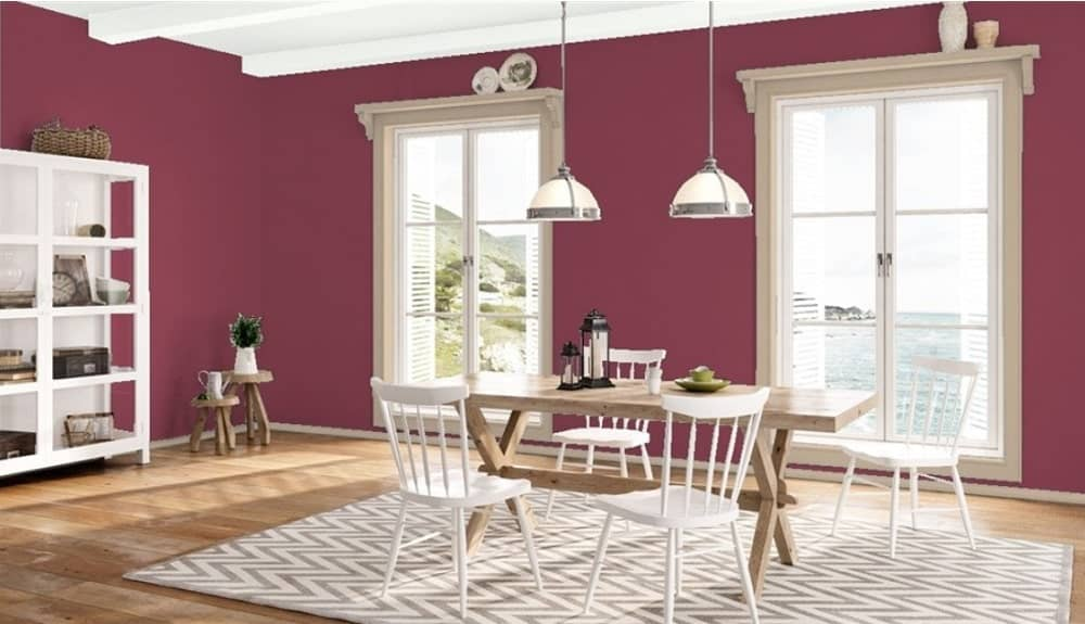Cranberry Cocktail by Benjamin Moore
