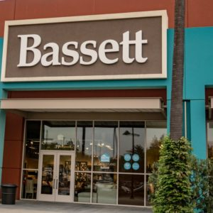 Bassett Storefront in Mission Viejo, California