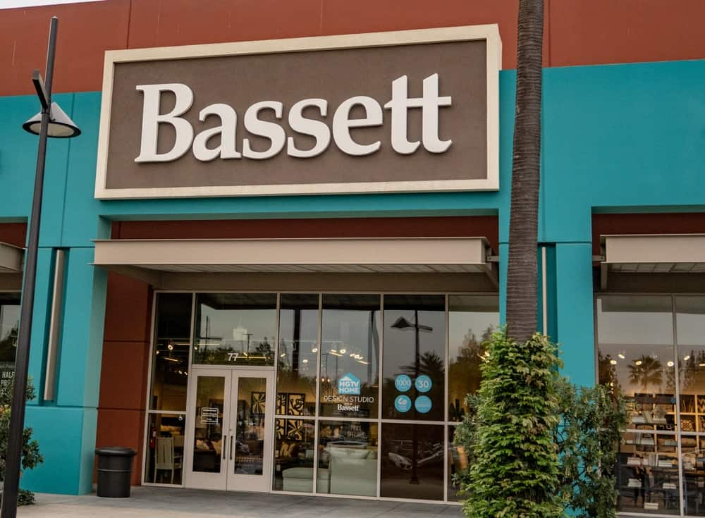 Bassett Storefront in Mission Viejo, California