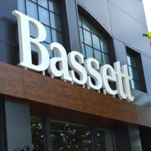 Bassett Storefront in Columbus, Ohio