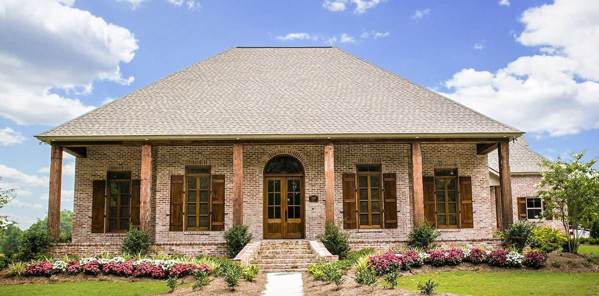 Enticing 3 Bedroom Single-Story French Country Home