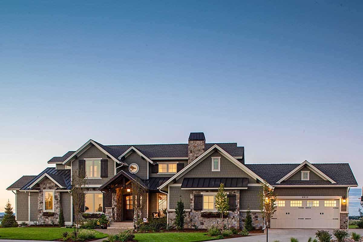 Exceptional 4 Bedroom Two-Story Traditional Home