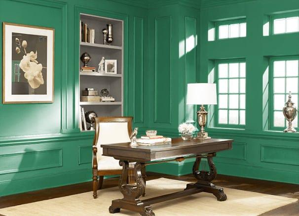 Exquisite Emerald by Behr