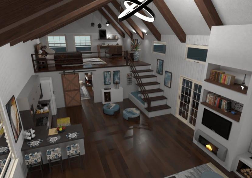 Great room design software