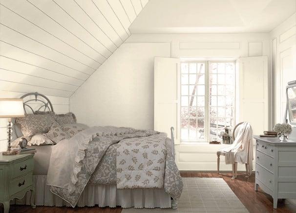 Linen White by Behr