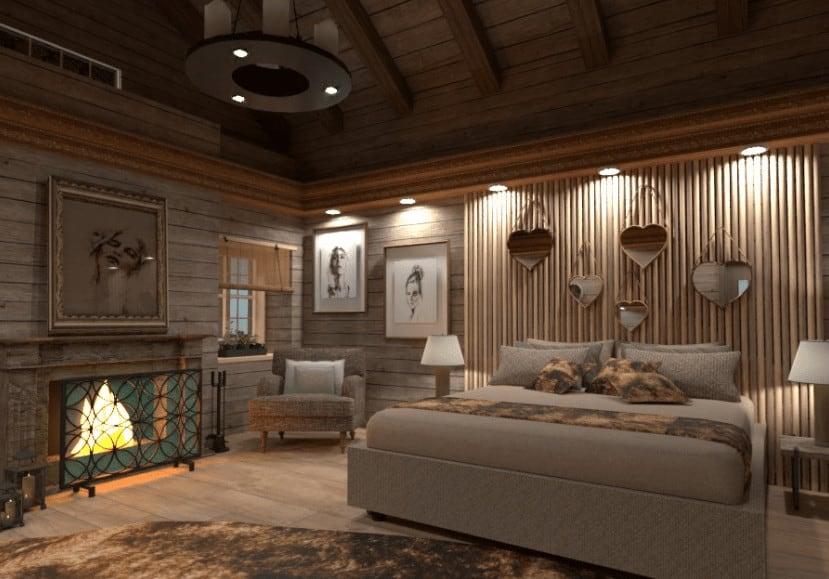 Primary bedroom design software