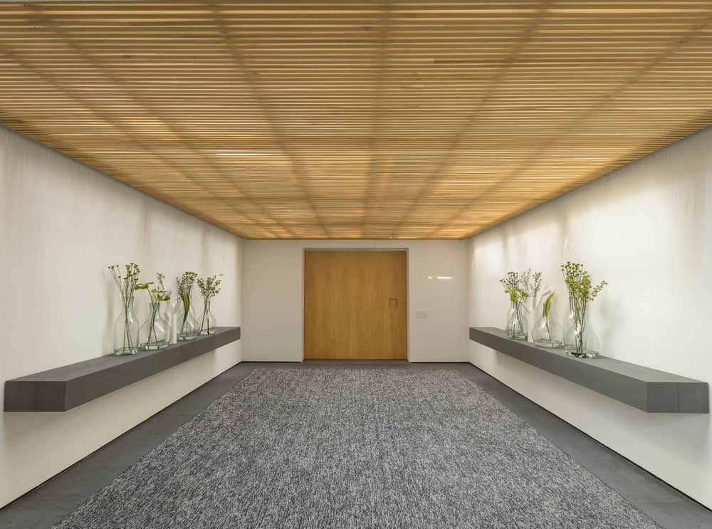 Foyer in the Gama Issa v2.0 designed by studio mk27.