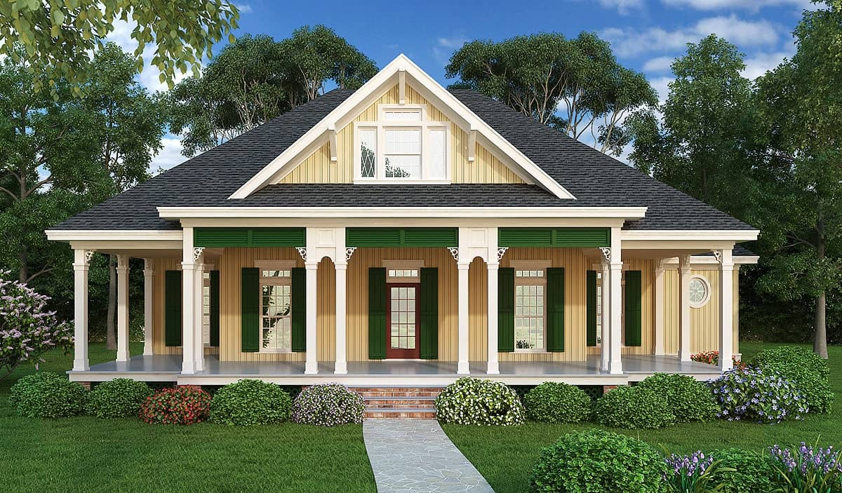 3 Bedroom Single Story Modern House With Optional Garage Floor Plan,Home Design Credit Card