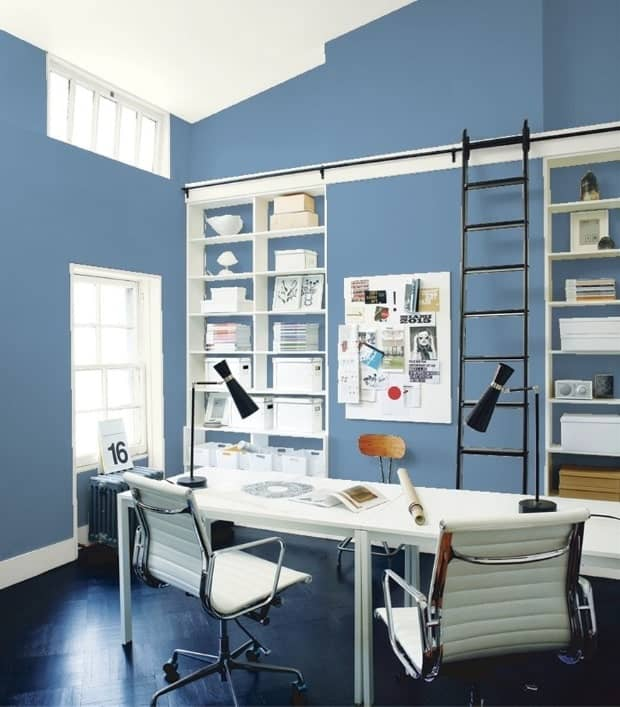 Old Blue Jeans by Benjamin Moore