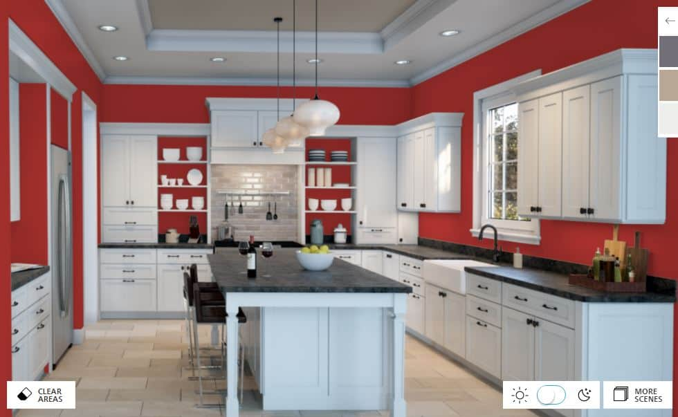 Cherry Tomato by Sherwin-Williams