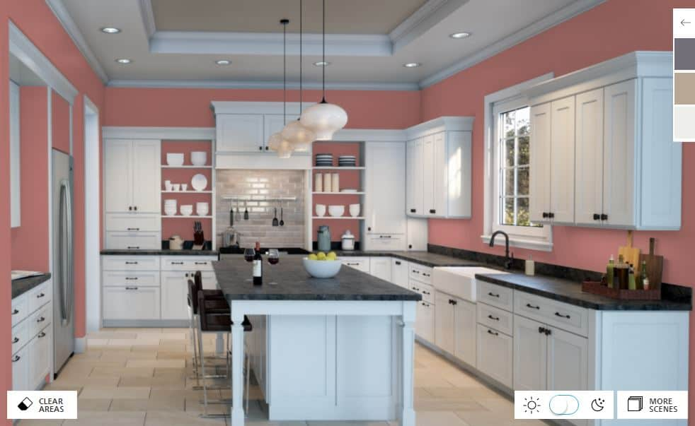 Coral Rose by Sherwin-Williams