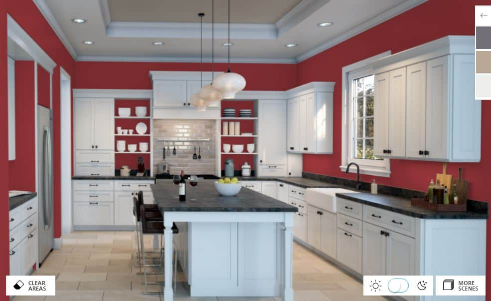 Poinsettia by Sherwin-Williams