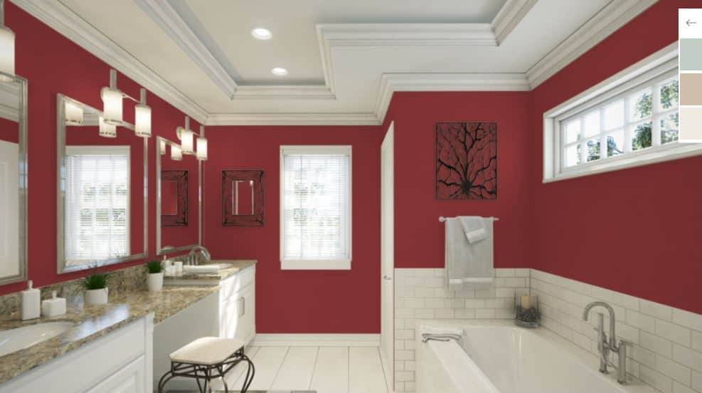 Red Bay by Sherwin-Williams