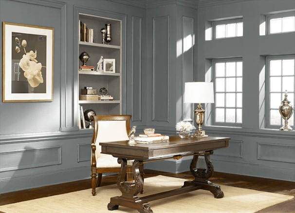 Shutter Gray by Behr