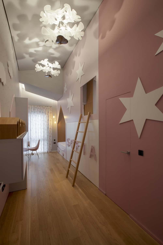 Kids bedroom in the SPV29 designed by ALL In STUDIO LTD.