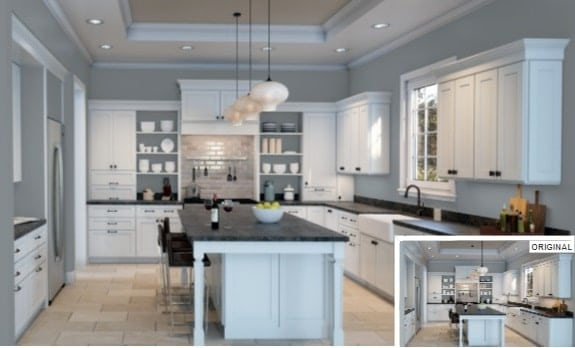 Steely Gray by Sherwin-Williams