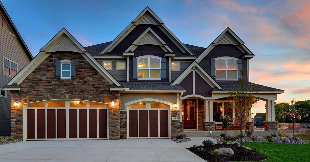 Stunning Two-Story 4 Bedroom Craftsman-Style Home