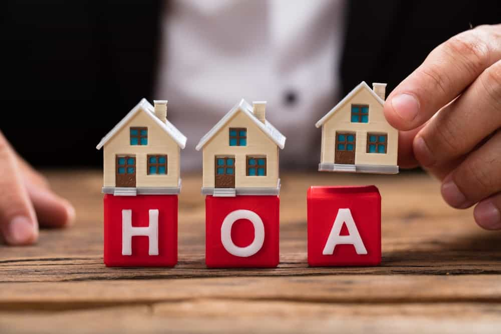A visual representation of the Home Owner's Association supporting the community.