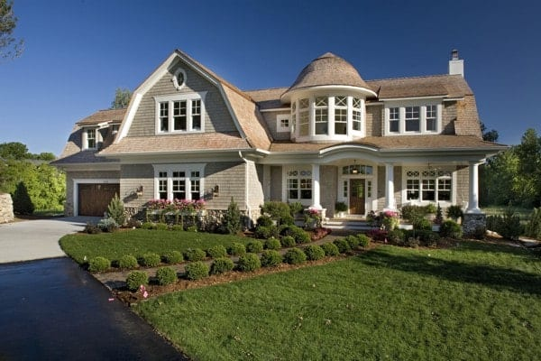 4-Bedroom Two-Story Olmstead Home