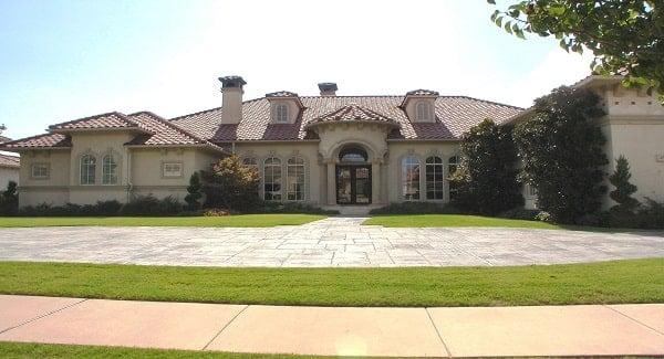 5-Bedroom Single-Story The Shenandoah Home