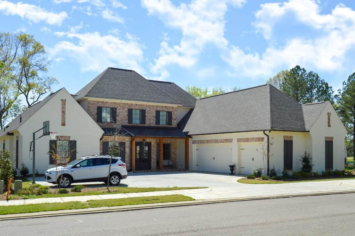 5-Bedroom Two-Story Acadian Home