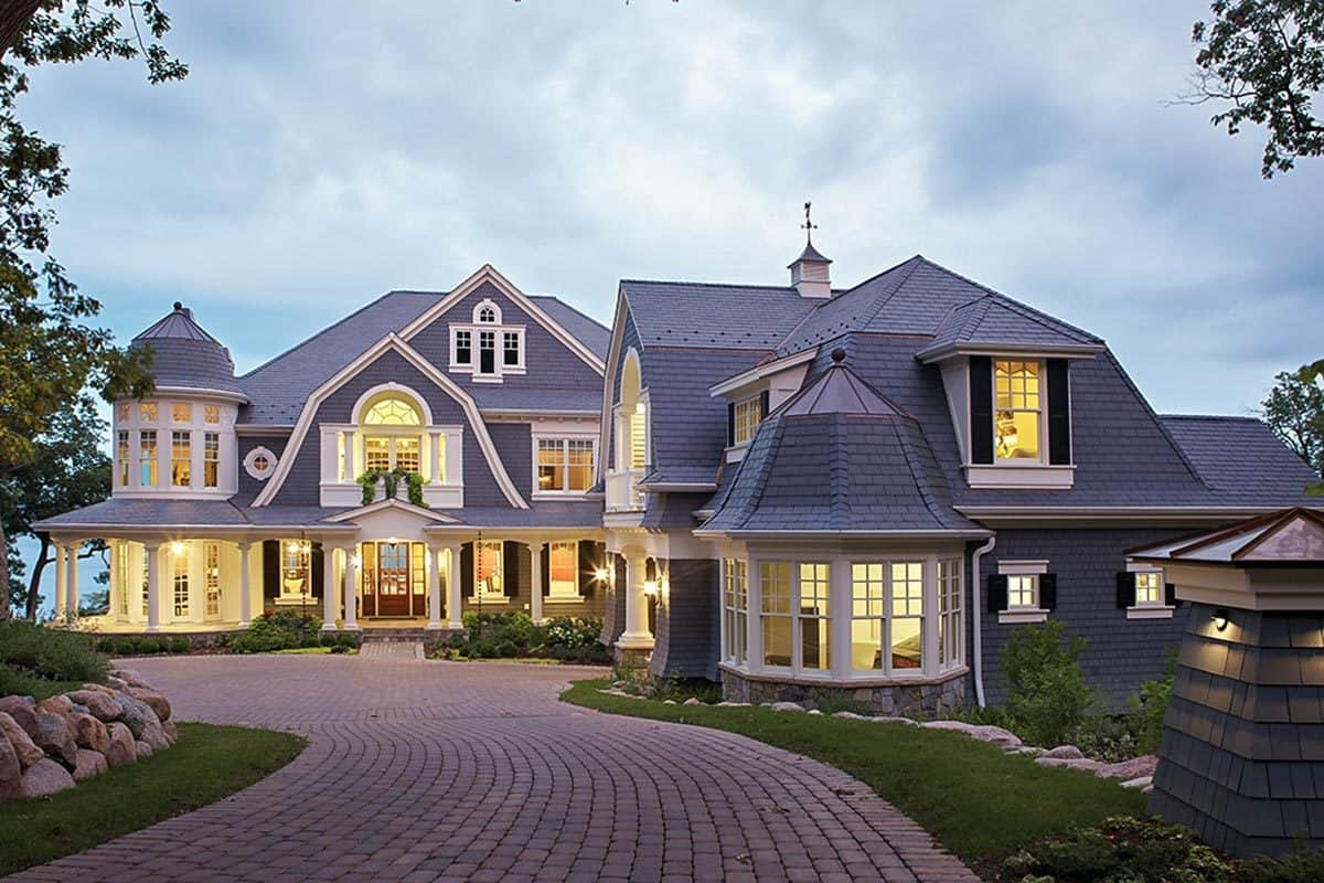 5-Bedroom Two-Story Newport Home