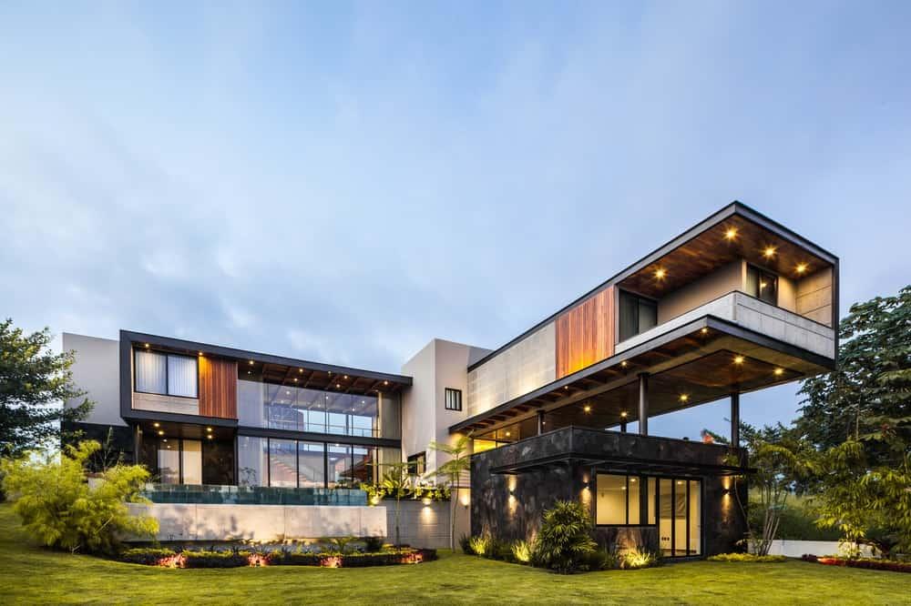 Casa Kaleth by Di Frenna Arquitectos