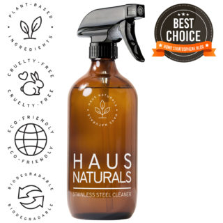 All Natural Stainless Steel Refrigerator Cleaner