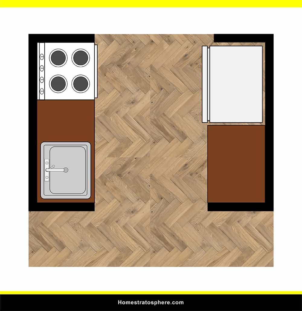 Kitchen 02 layout