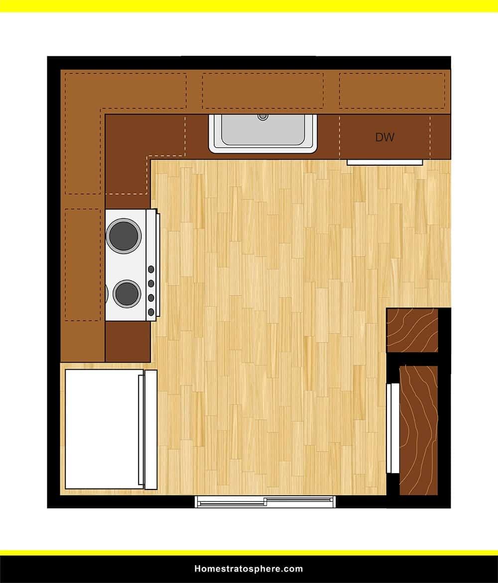 Kitchen 07 layout
