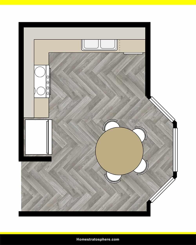 Kitchen 08 layout