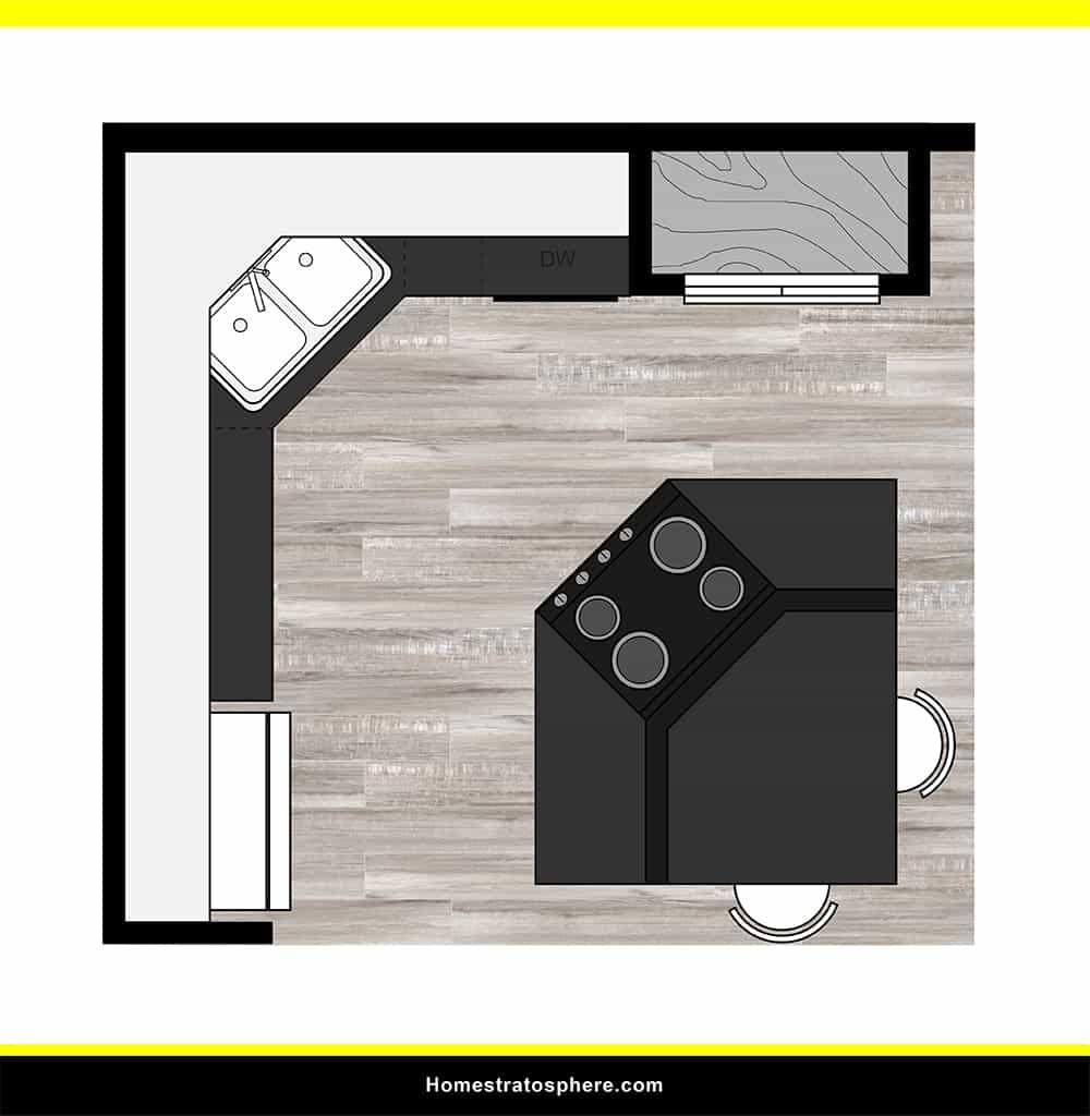 Kitchen 09 layout