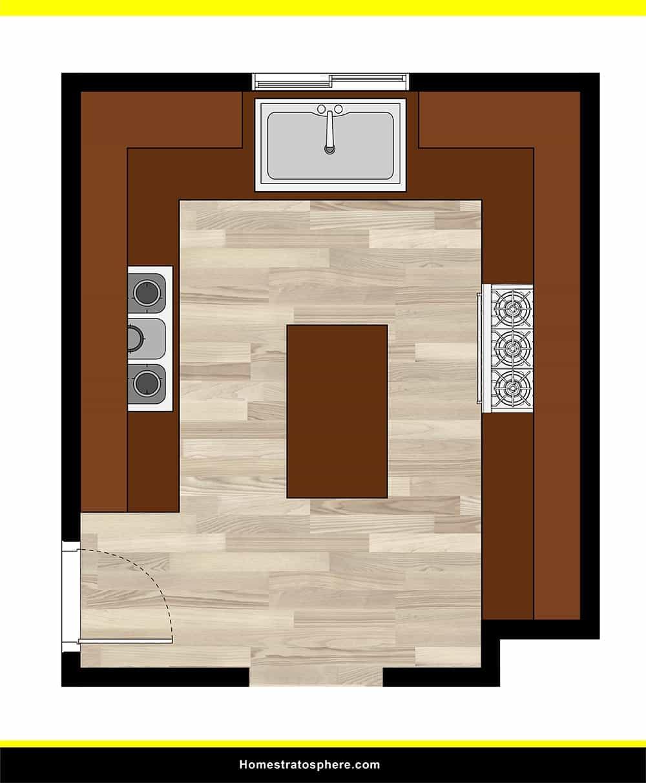 Kitchen 20 layout