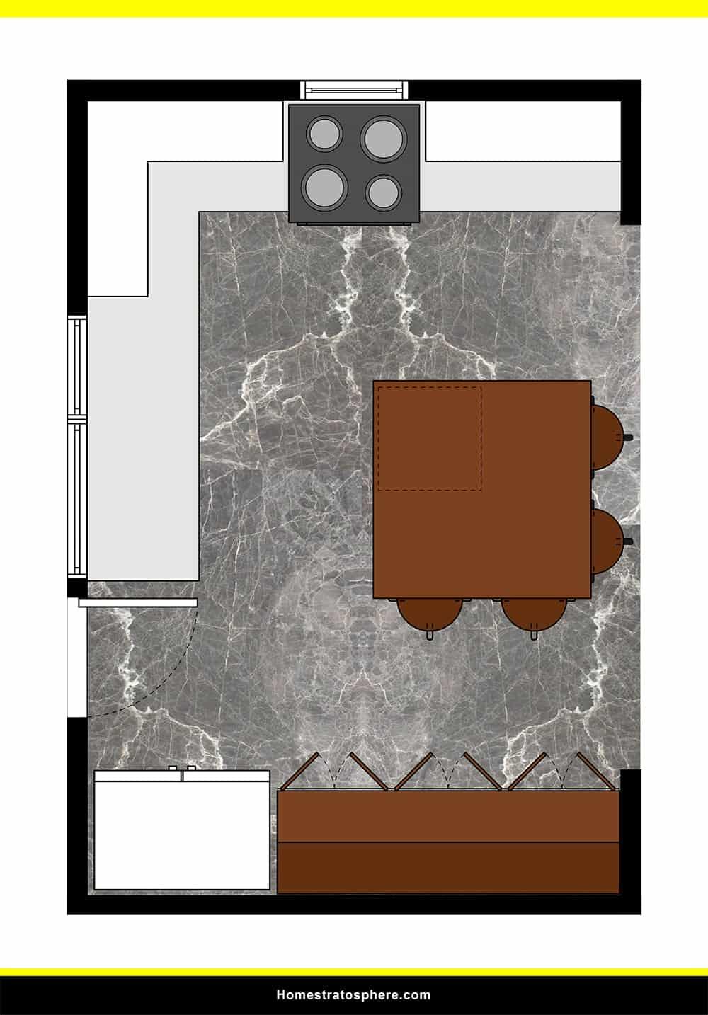 Kitchen 29 layout