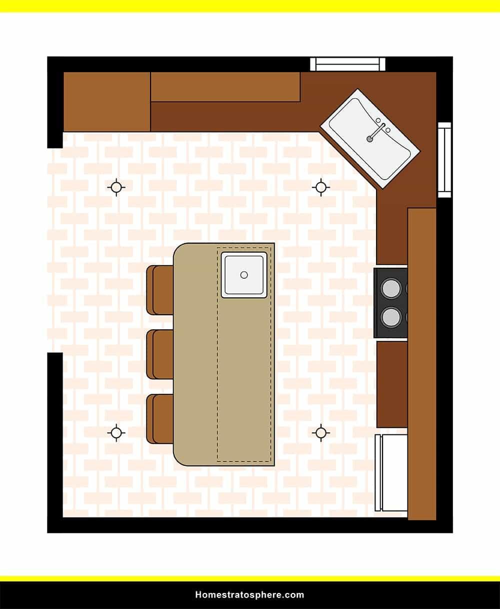 Kitchen 39 layout