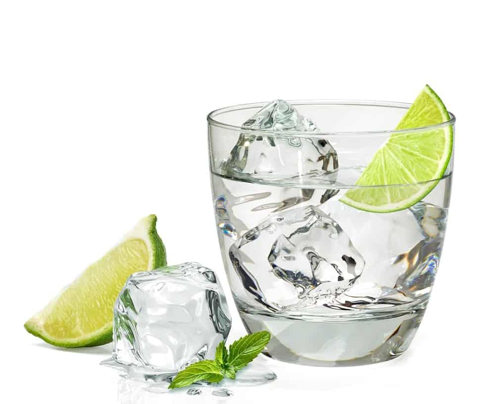 Tequila Slammer drink