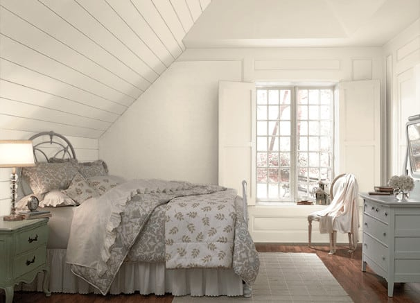 Antique White by Behr